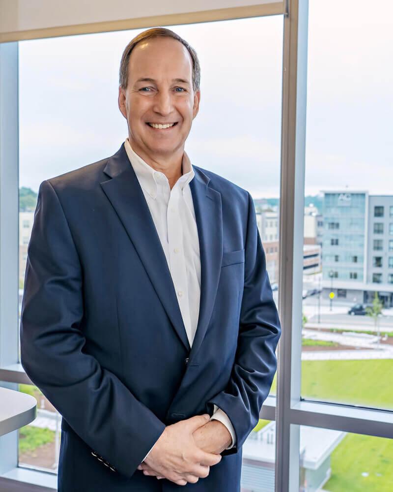 MA Commercial Real Estate Broker David Eldredge