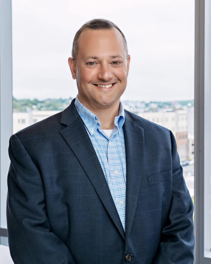 MA Commercial Real Estate Broker Matt Mayrand