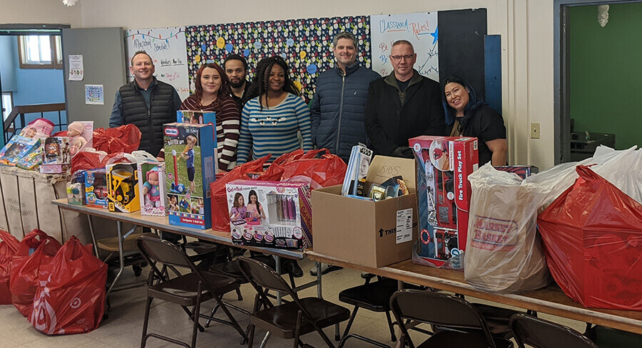 7th Annual Toy Drive Success