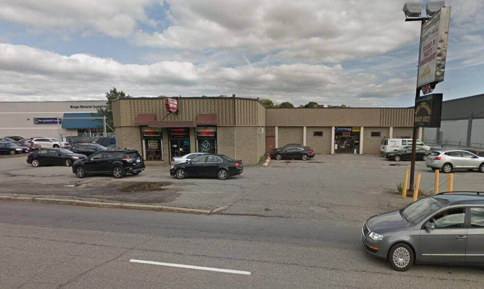 Retail Property on Park Ave sold