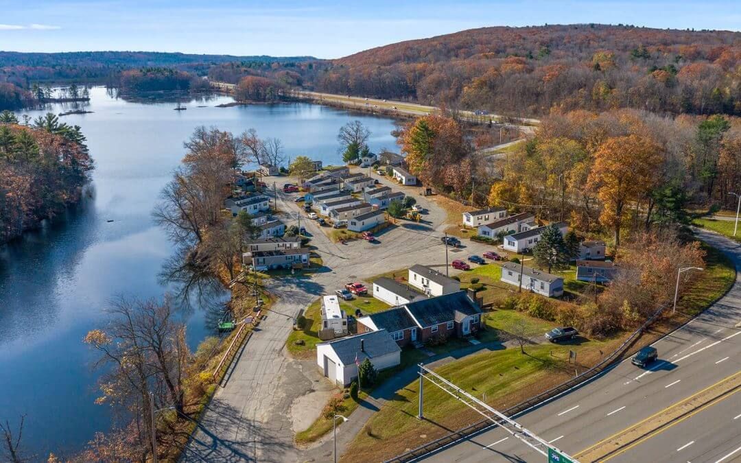 Auburn Mobile Home Park Sold for $2,350,000