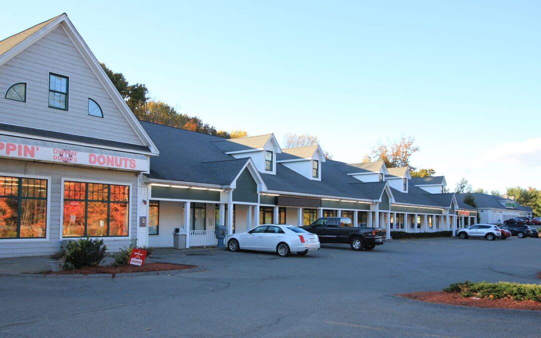 Apple Brook Crossing Plaza in Leominster Recently Sold for $2,350,000