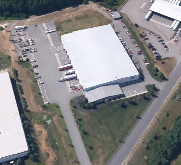 Large Warehouse in Sutton Sold for $3,977,095