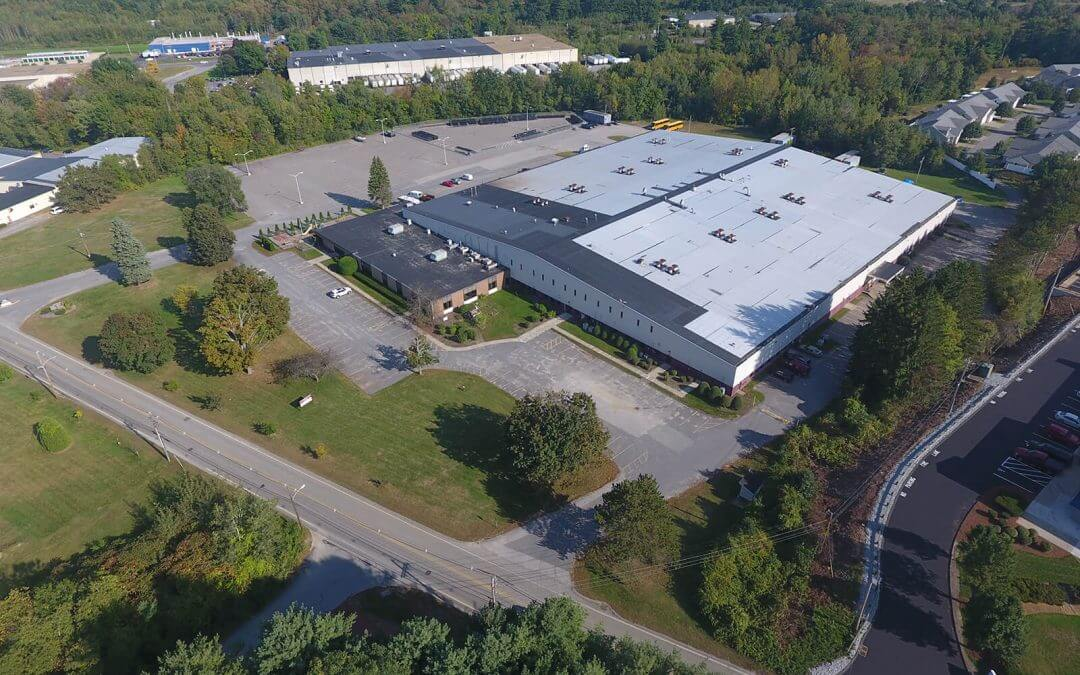 Recently Leased: 51,000 sf at 100 Hartwell Street in West Boylston