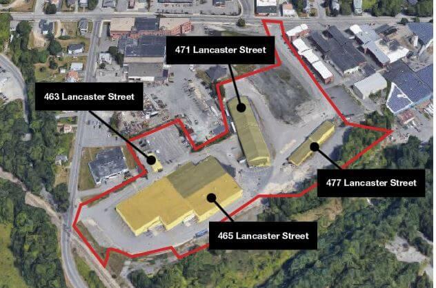 Leominster Commerce Center sold for $5,800,000