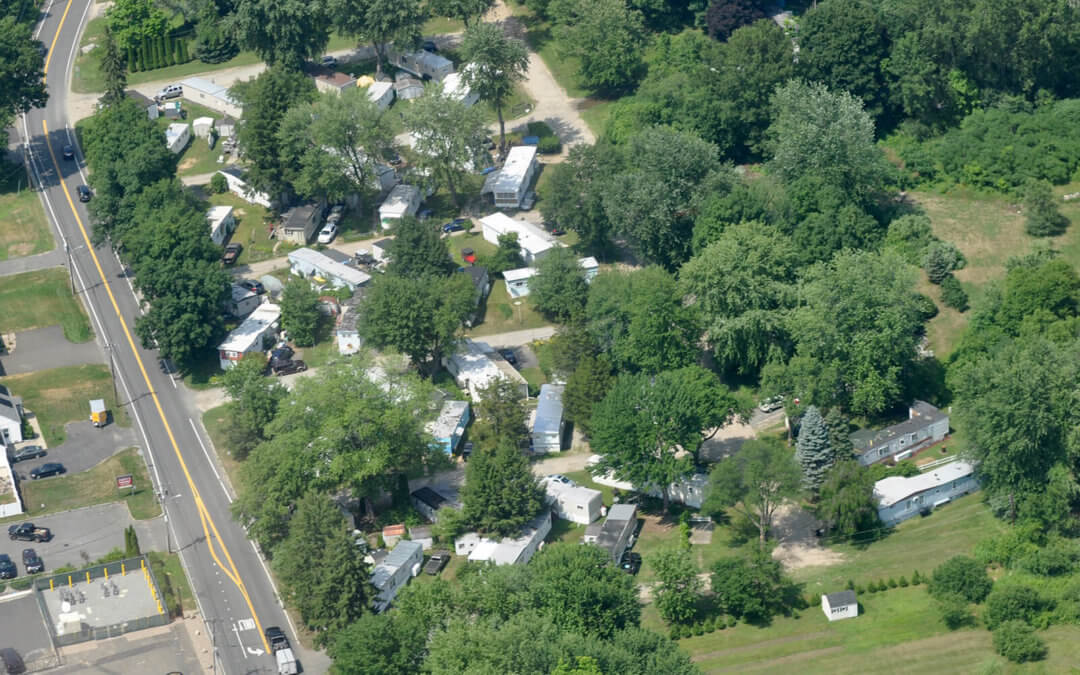 44 Site Mobile Home Park sold for $900,000