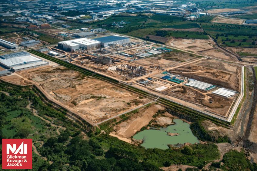 Industrial Real Estate Market Soaring in Worcester, MA