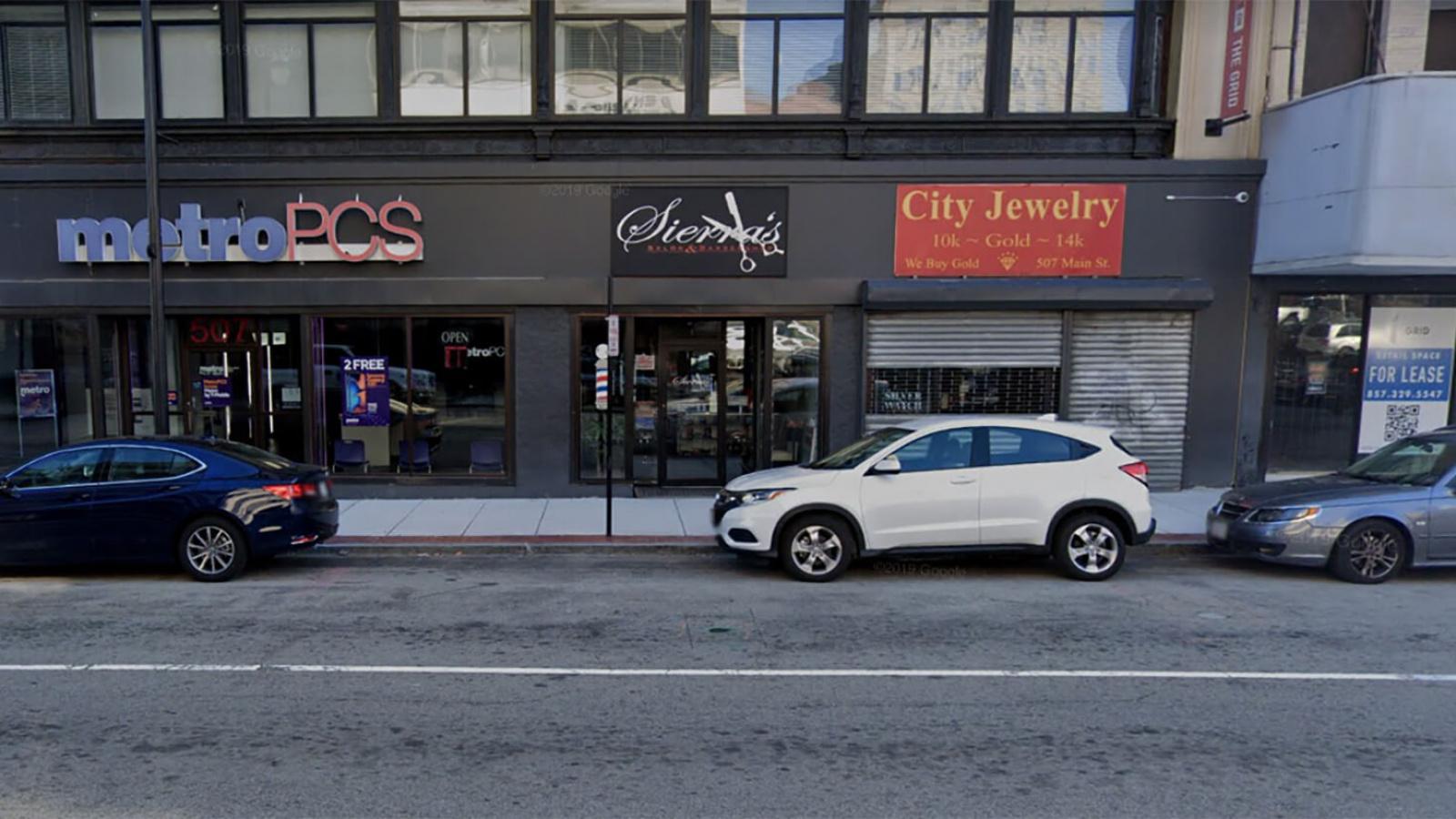 509 Main Street, Worcester, Massachusetts 01608, Retail / Restaurant,For Lease,Main Street,1316