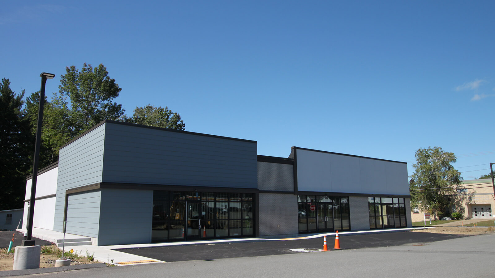 308 & 320 West Broadway, Gardner, Massachusetts, Retail / Restaurant,For Lease,West Broadway,1349
